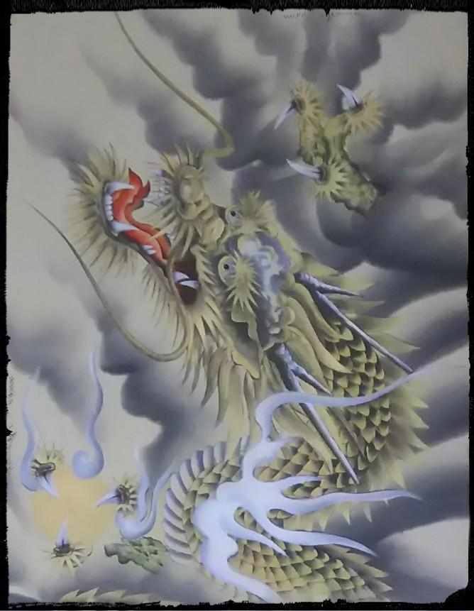 totedragon-oriental